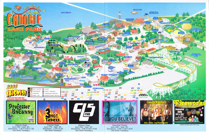 Discount coupons for canobie lake park