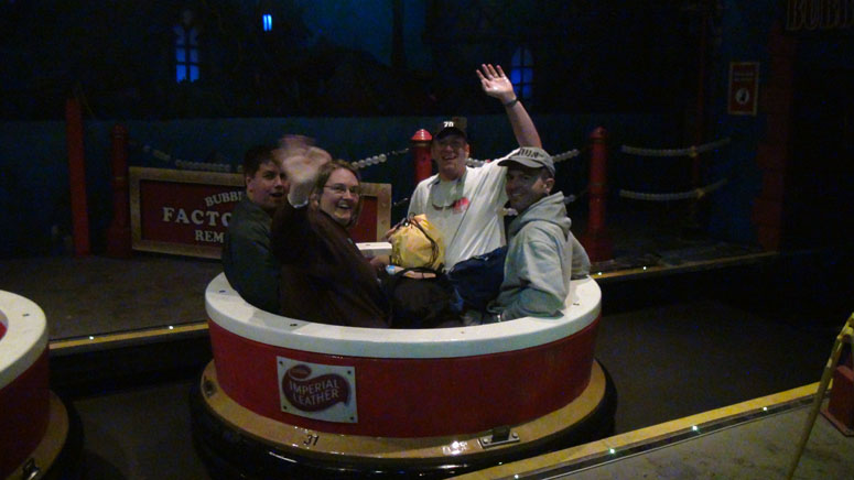 Chessington World Of Adventures Theme Park Review S 2010