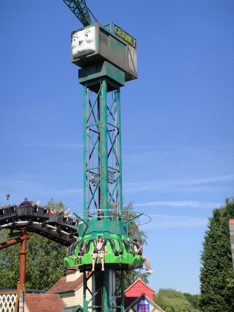 how to make a drop tower
