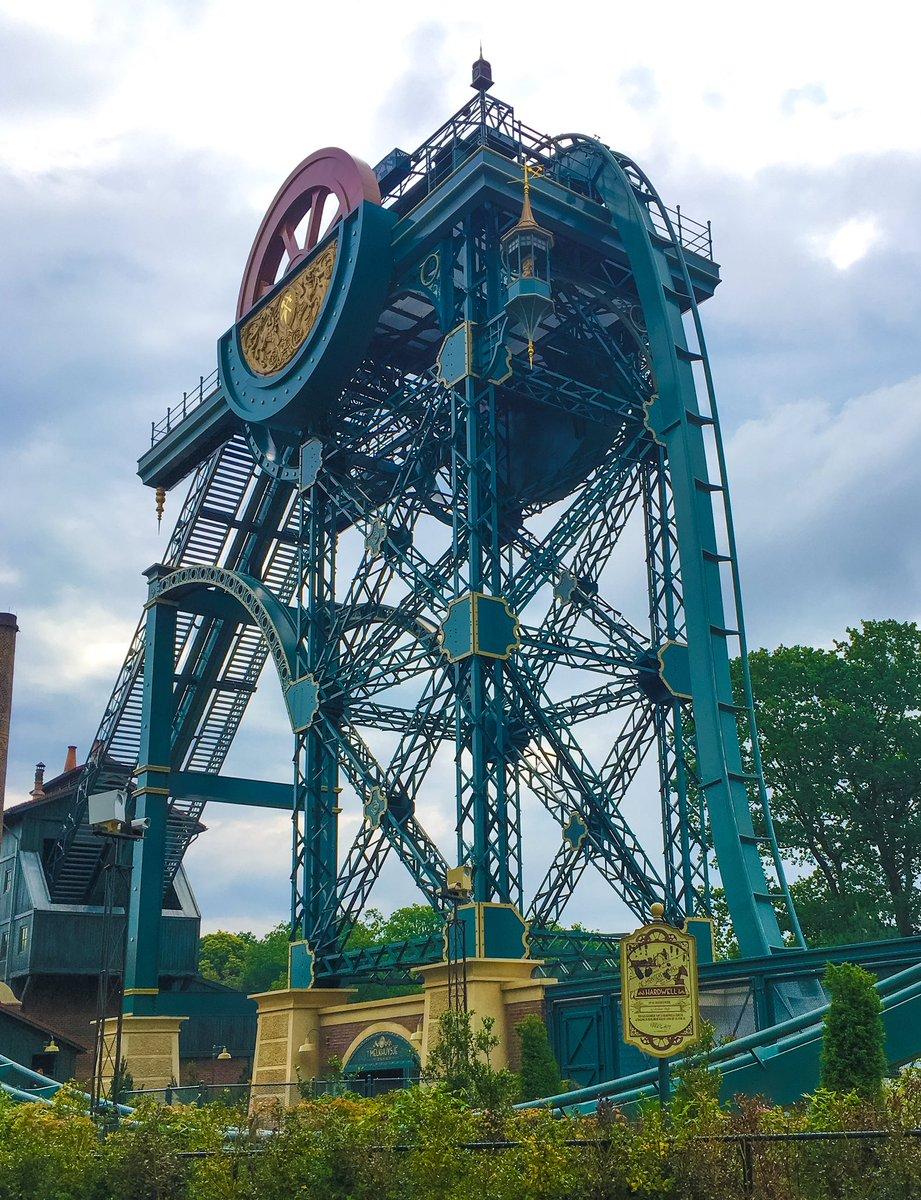 Efteling de efteling europe 2016 robb elissa for Amusement park netherlands