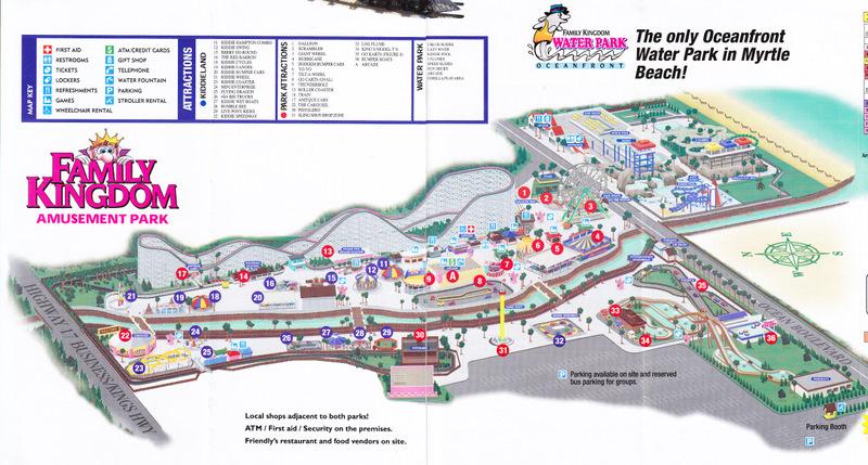 Family Kingdom Myrtle Beach Prices