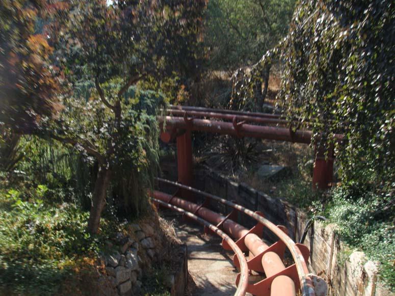 Gilroy Gardens Theme Park Reviews 2009 West Coast Trip