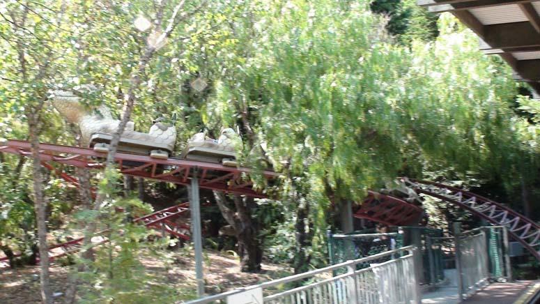 Gilroy gardens theme park review 39 s 2009 west coast trip for Gilroy garden trees