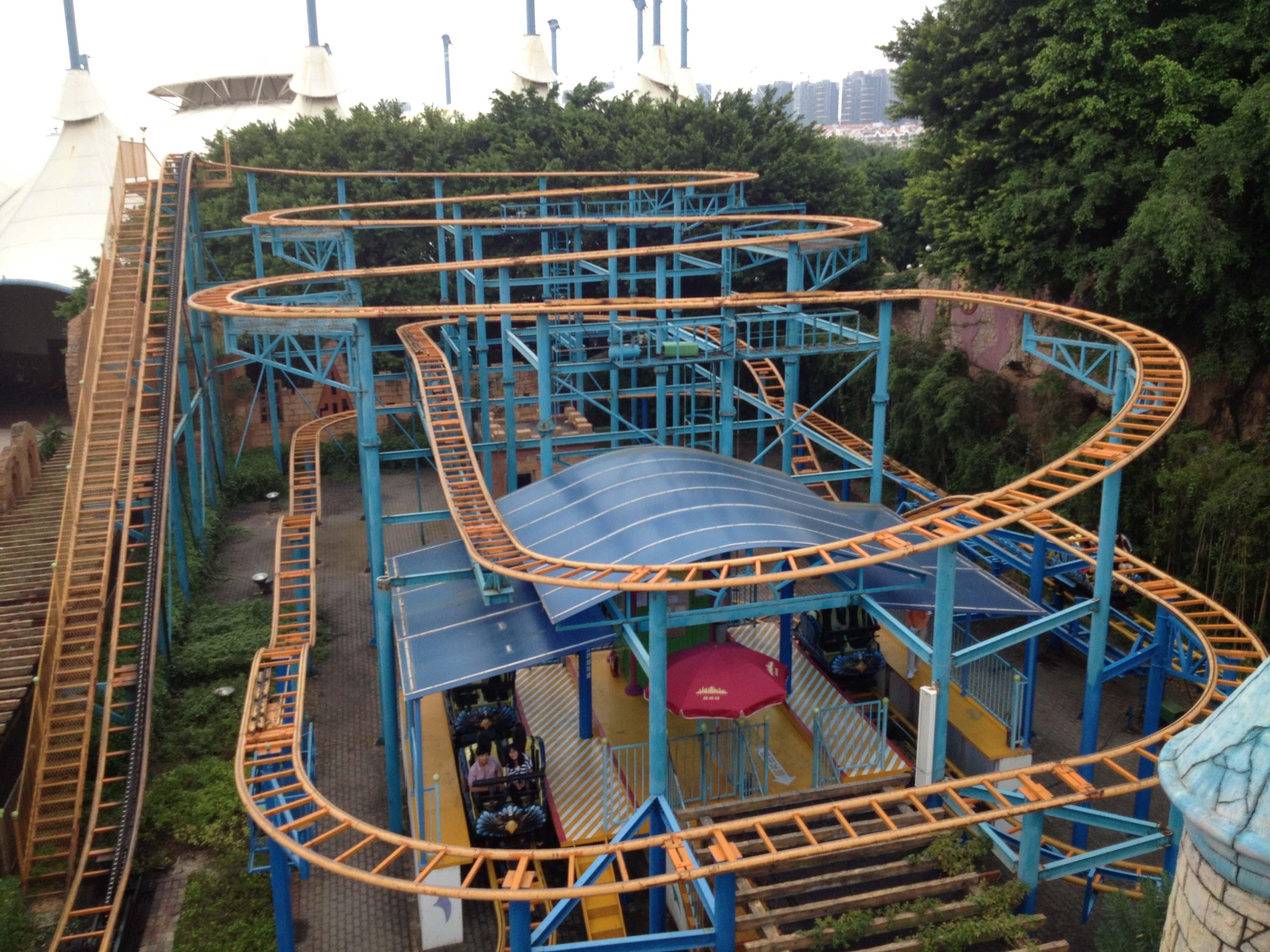 Happy Valley Shenzhen - Theme Park in Shenzhen - Thousand ... |Shop Happy Valley Shenzhen