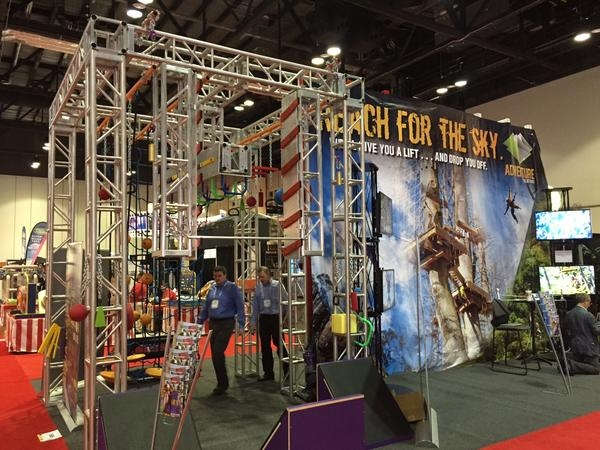 Iaapa Trade Show Iaapa 2014 Trade Show Update Orlando Fl