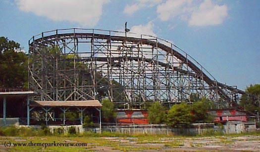 Idora Park 1999 Defunct Park Photos