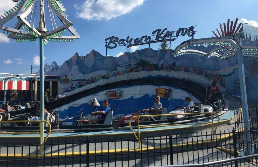 Fastest Roller Coaster In The World >> Kennywood Park - USA 2016 - Robb & Elissa Traveling Around Riding Stuff
