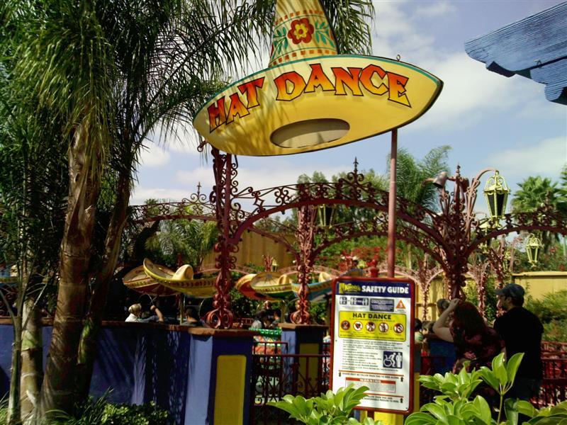 Knott S Berry Farm Hat Dance
