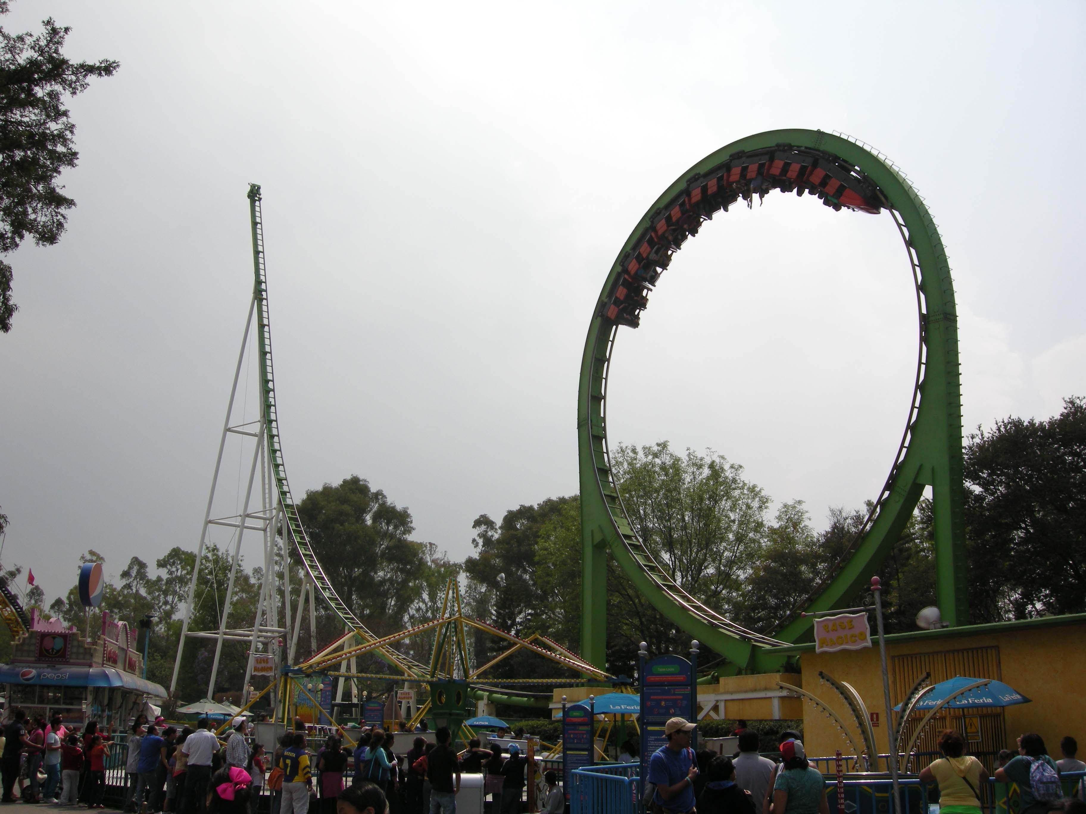 La Feria Chapultepec Magico Cascabel