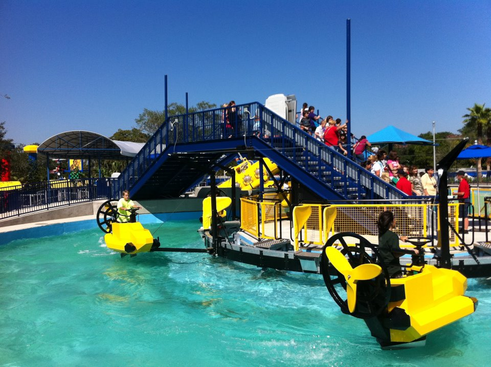 How To Get A Florida Drivers License >> Legoland Florida - Theme Park Review at Legoland's Media Day!