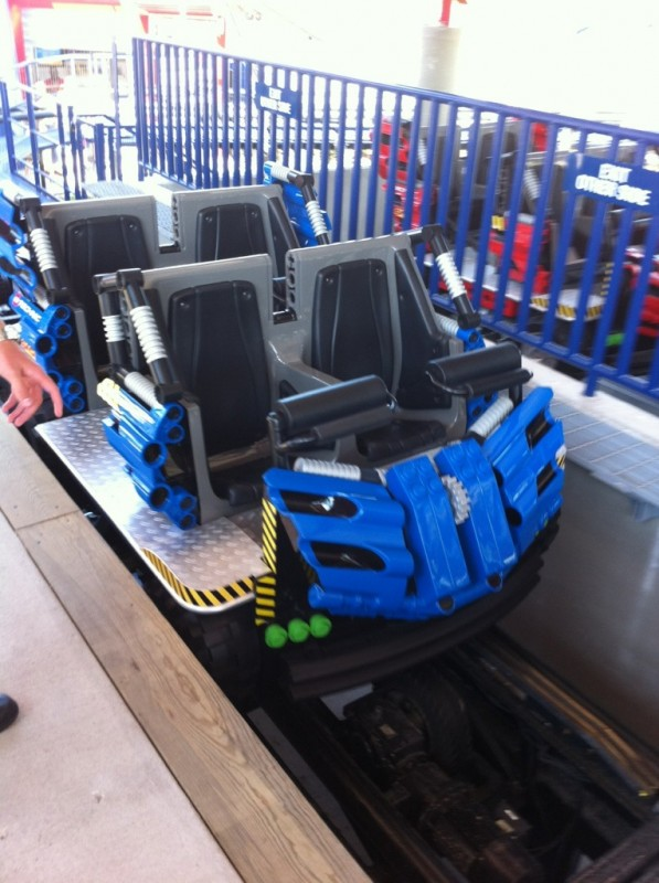 Lego Technic Test Track Page 1