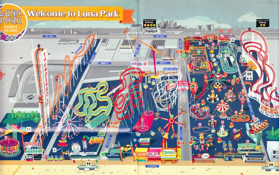 Parks Of Coney Island