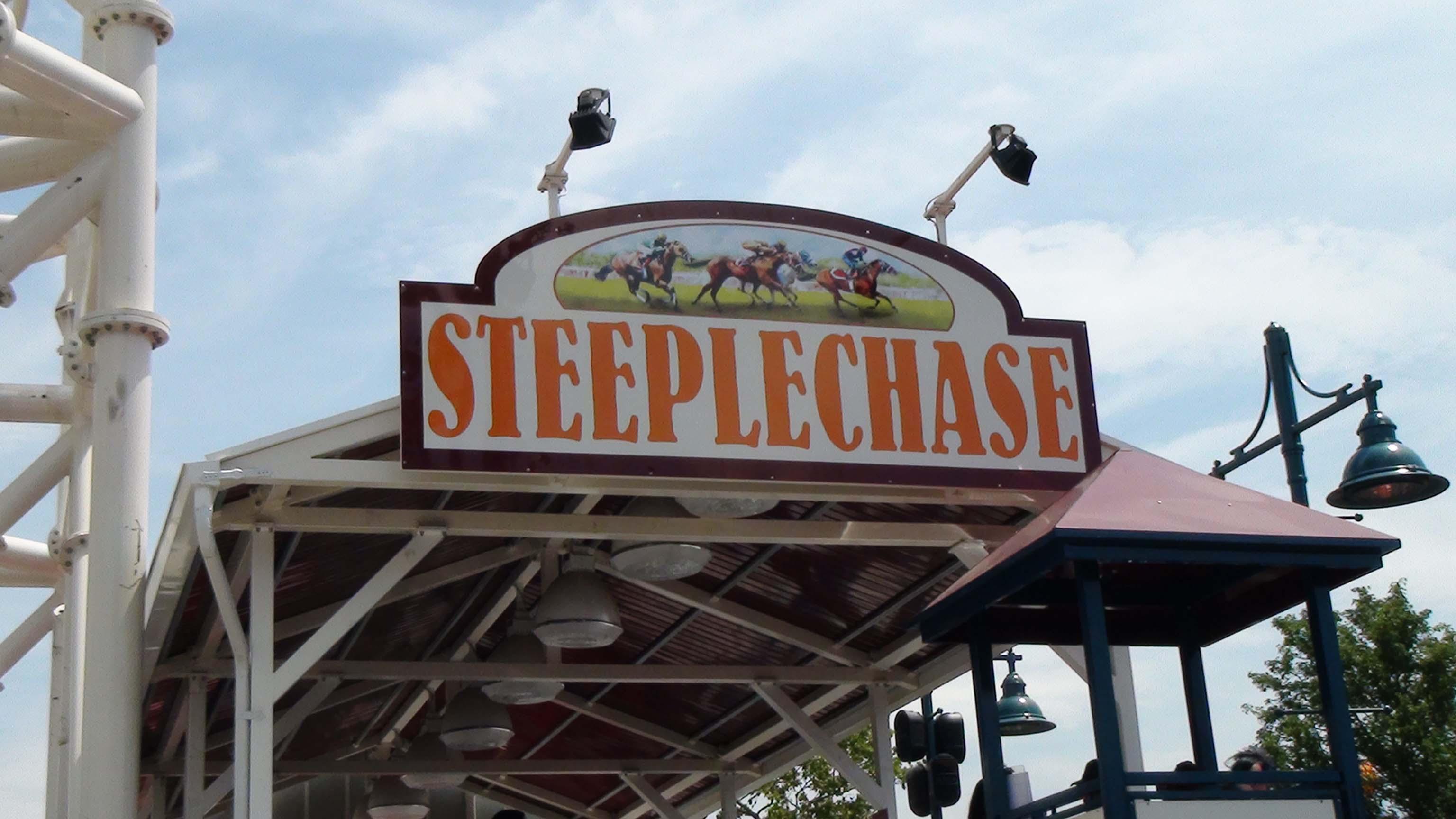 Luna park coney island steeplechase for Steeple chase
