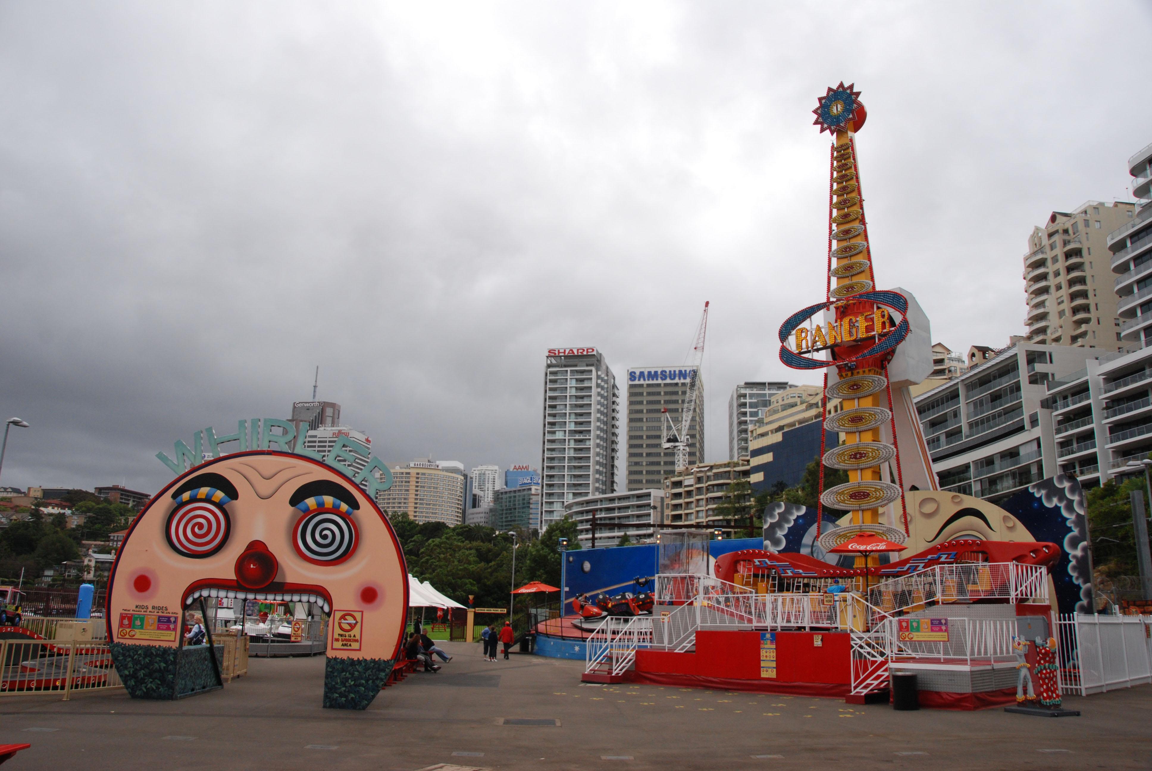 Luna Park (Sydney) - Ranger | 3872 x 2592 jpeg 996kB