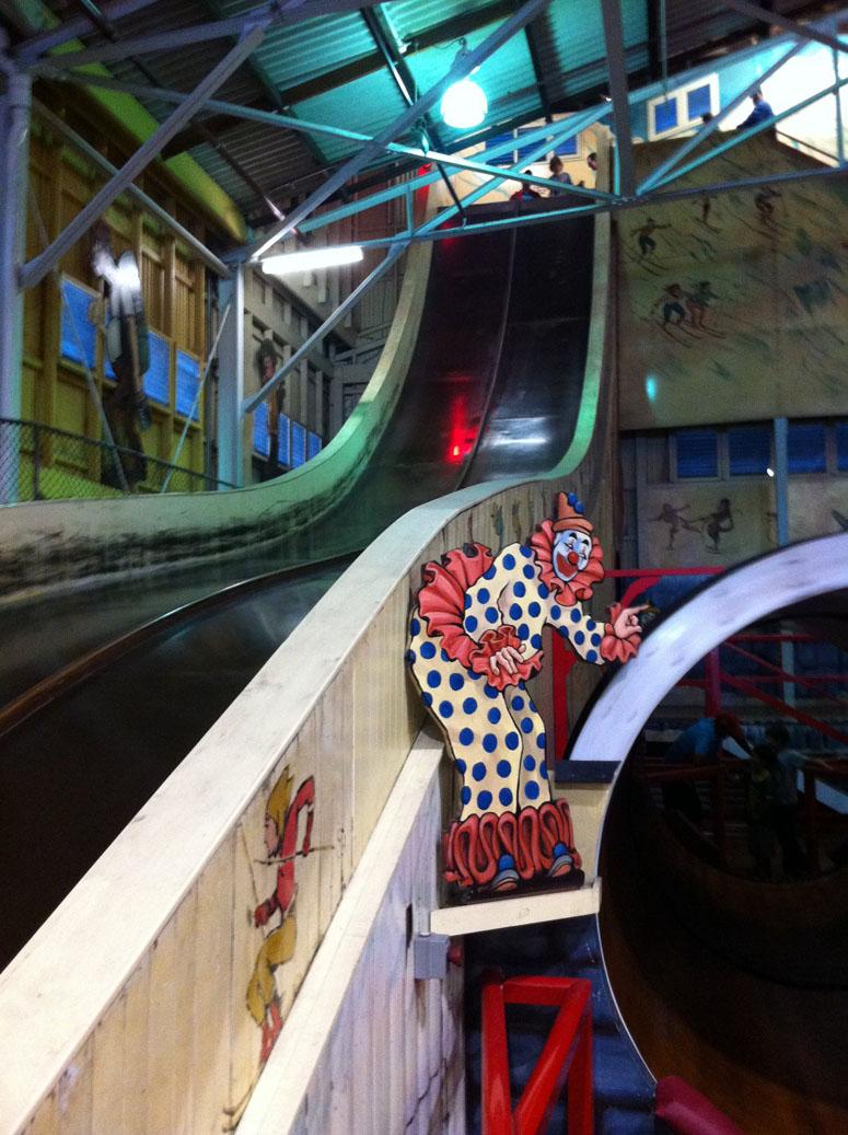 Luna Park (Sydney) - Theme Park Review's Australia Tour 2011