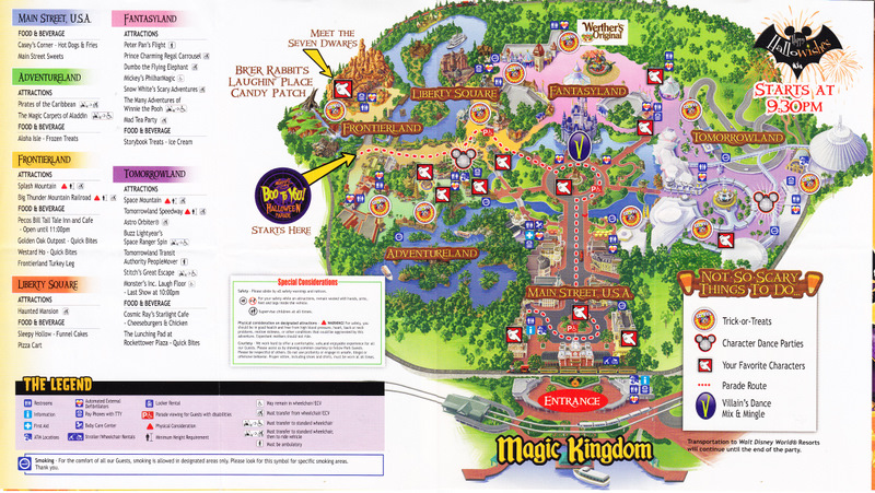 Disney World Magic Kingdom Map 2013 Pdf Jpg Pdf Animal Kingdom Map ...