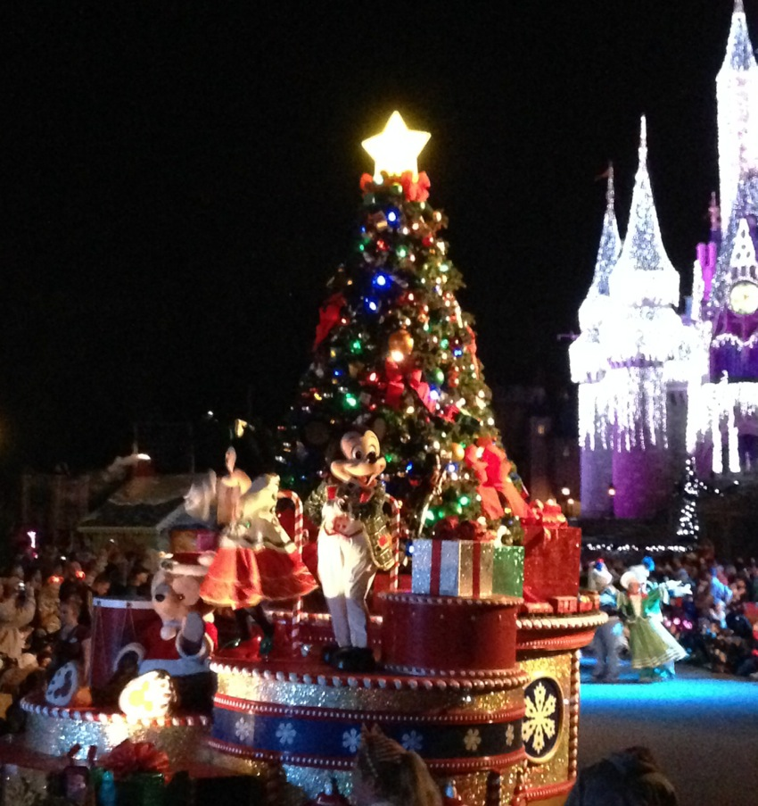 Disney S Very Merry Christmas Party Tickets: Magic Kingdom At Walt Disney World
