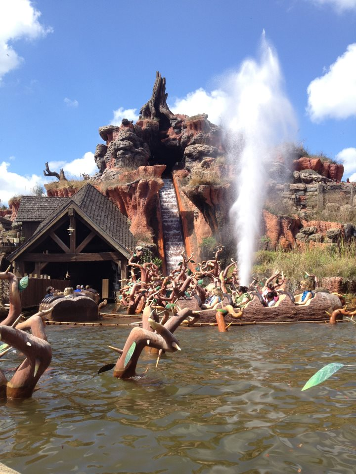 Magic Kingdom At Walt Disney World Photos Videos