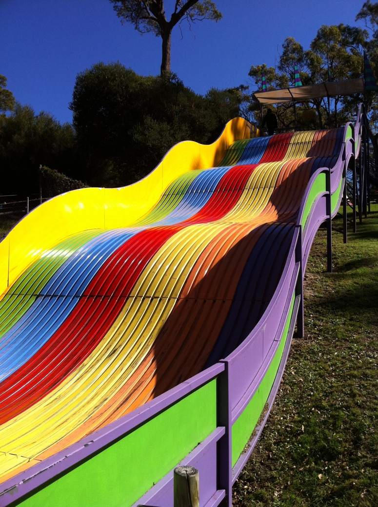 Merimbula S Magic Mountain Theme Park Review S Australia