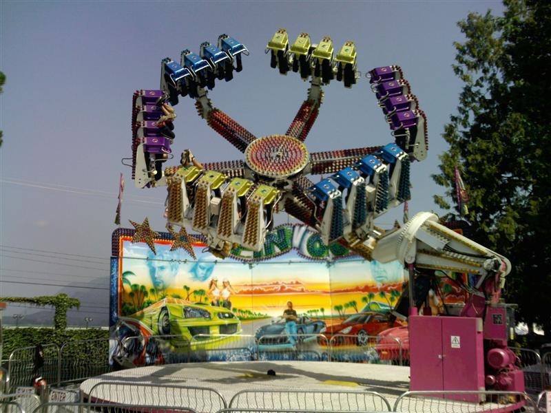 Zero Gravity Theme Park >> Playland PNE - Photos, Videos, Reviews, Information