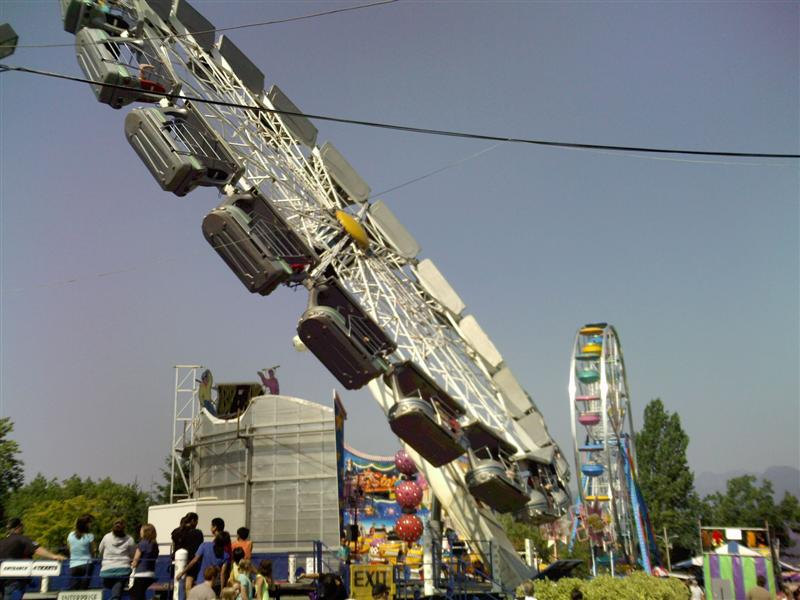 How To Flip Cars >> Playland PNE - Photos, Videos, Reviews, Information