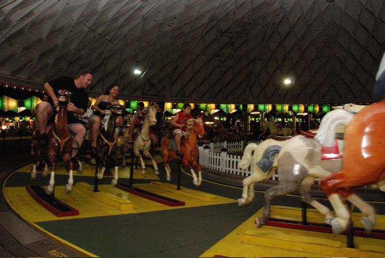 Playland Park Theme Park Review S 2008 East Coast Trip