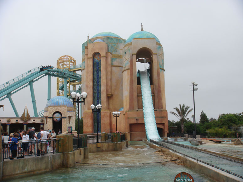 Seaworld San Diego Journey to Atlantis San Diego's Atlantis is The