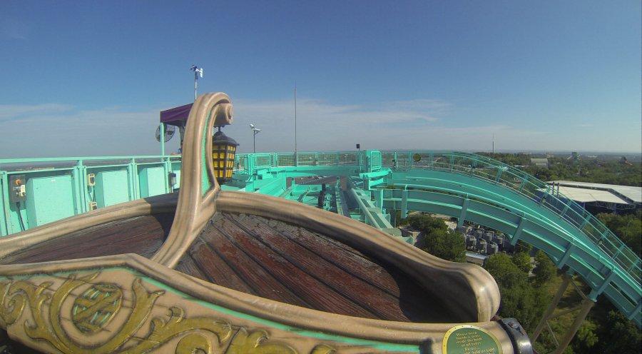 Seaworld Of Texas Journey To Atlantis