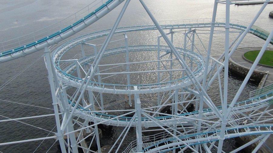 Surf Coaster Leviathan