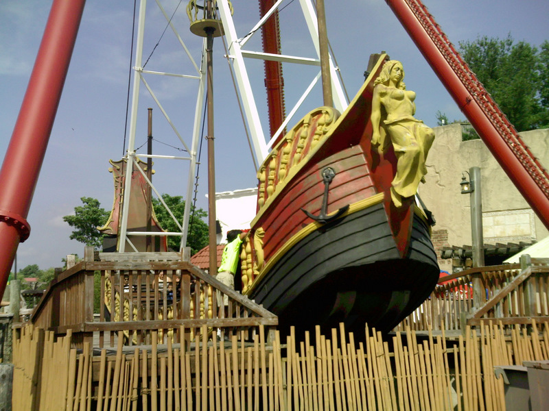 Six Flags America Photos Videos Reviews Information