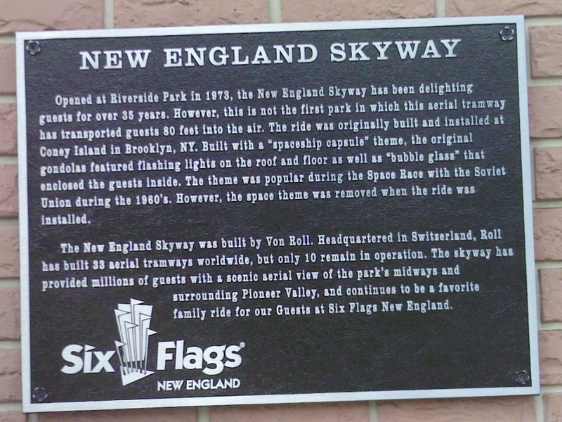 six flags new england new ride. six flags new england new ride