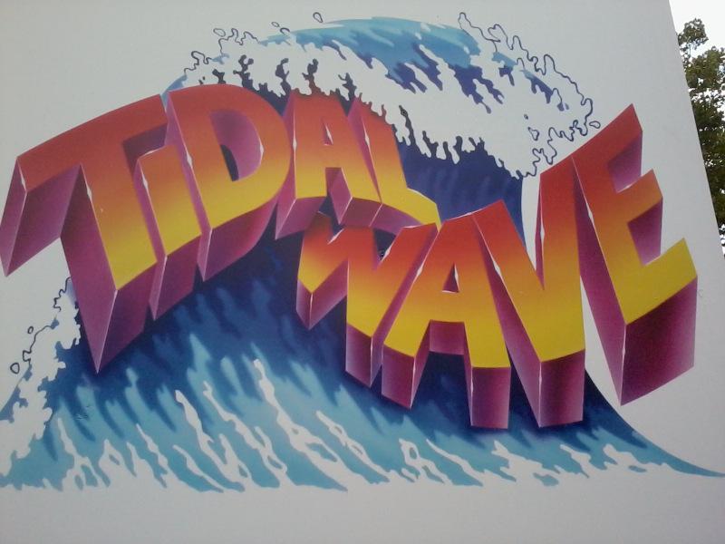 Tidal Wave (Six Flags St. Louis)