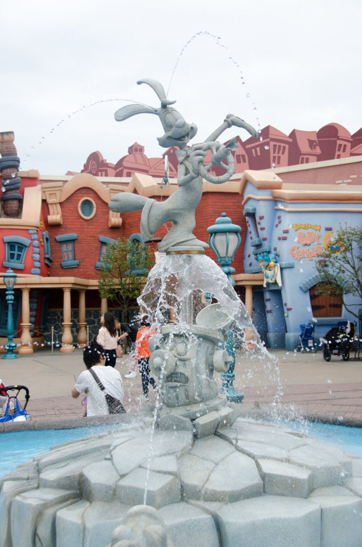 Tokyo Disneyland - Roger Rabbit's Car Toon Spin