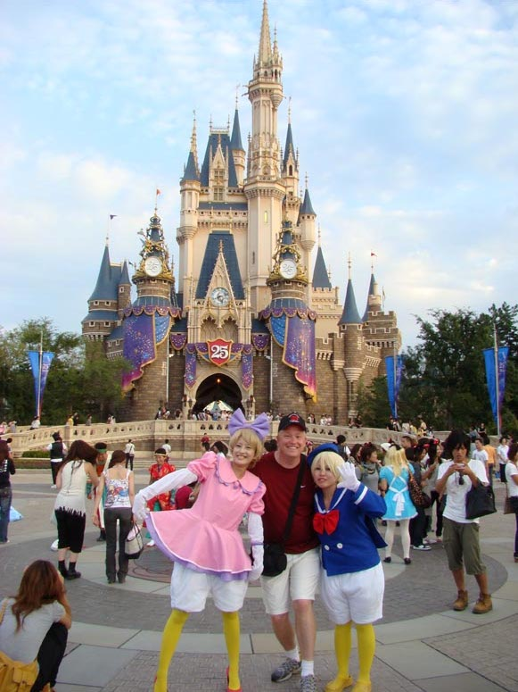 tokya disneyland disney in asia Tokyo disneyland is the first disney park built outside the united states , opened in 1983 the park complex is located in the tokyo disney resort it copies the main magic kingdom which it inherits the plan (inspired by disneyland.