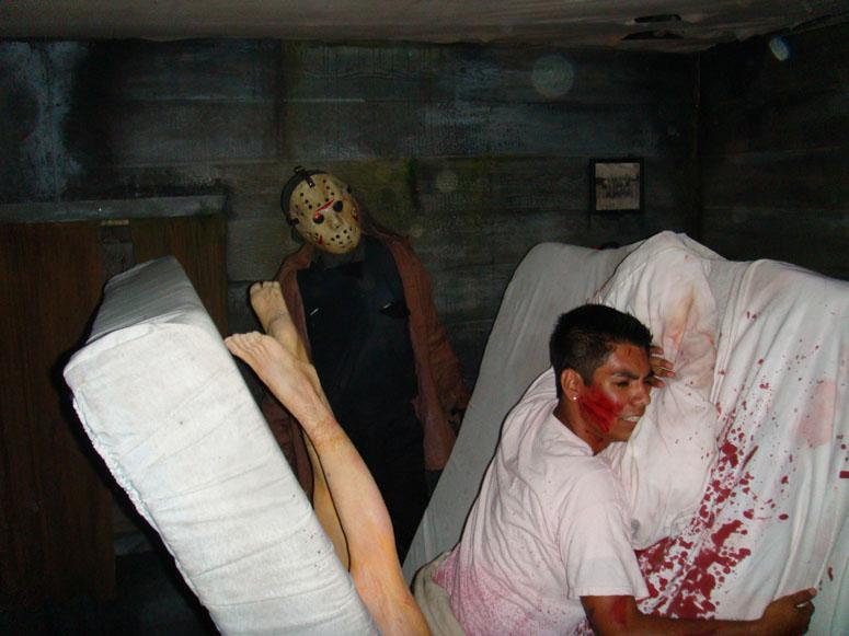 halloween horror at universal studios hollywood