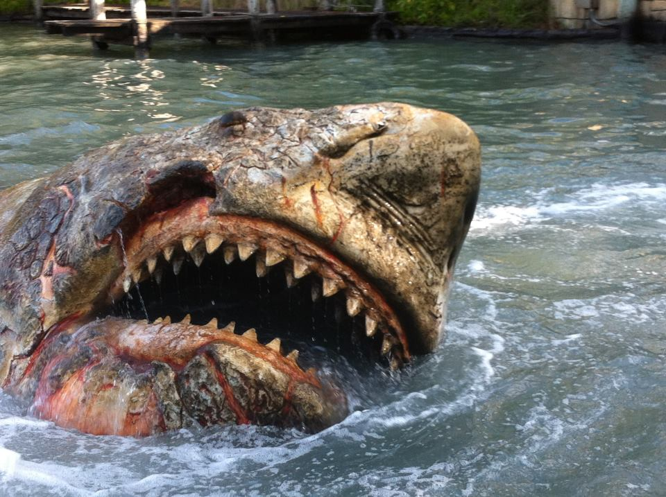 Universal Studios Orlando A Final Look At Jaws The Ride