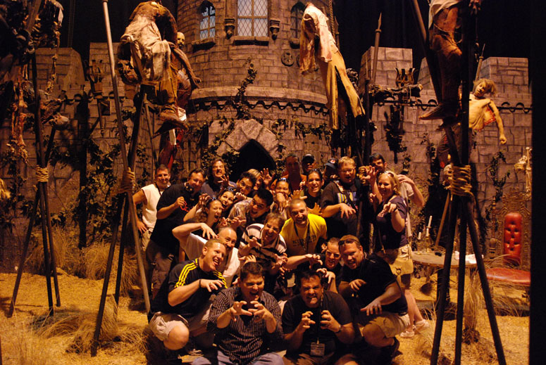 Universal Studios Orlando - Halloween Horror Nights 2009