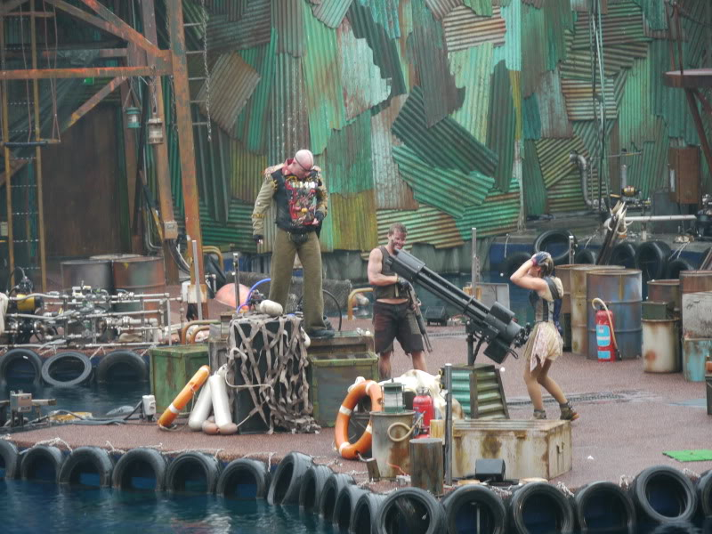 Universal Studios Singapore - Waterworld