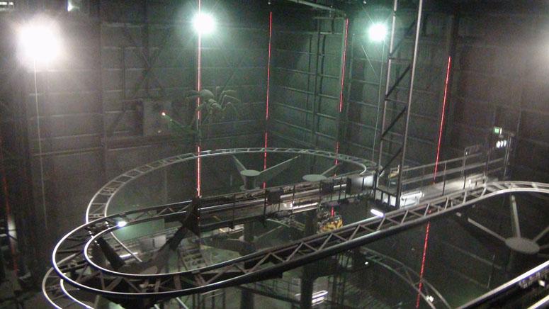 Warner Bros. Movie World - Theme Park Review's Australia ...