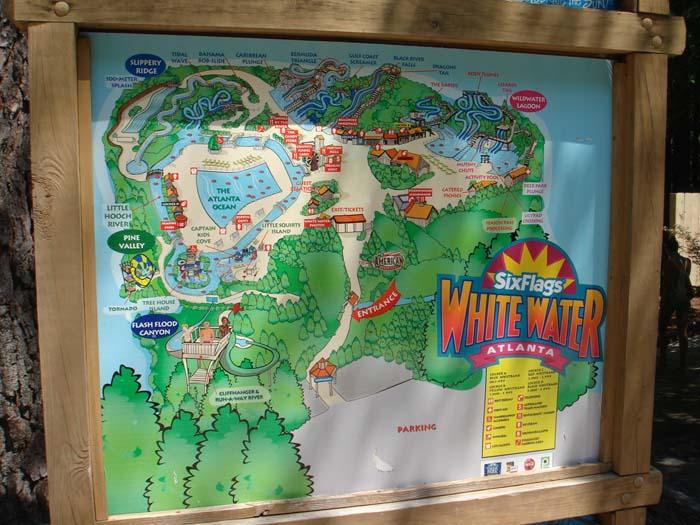 Six Flags White Water Marietta Ga