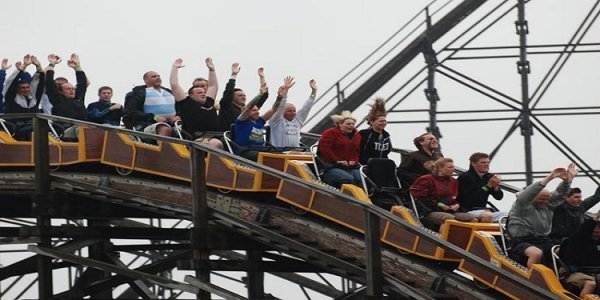 Theme Park Review Photo Update! Heide Park, Germany with Theme Park Review!