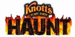 $55 Ticket For Knott's Haunt Event!