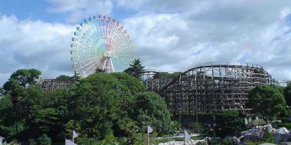 Theme Park Review Photo Update! Hirakata Park, Osaka, Japan!