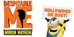 Despicable Me coming to USH!