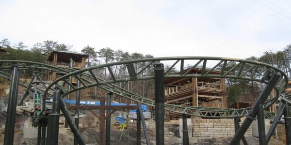 Dollywood Construction Update!