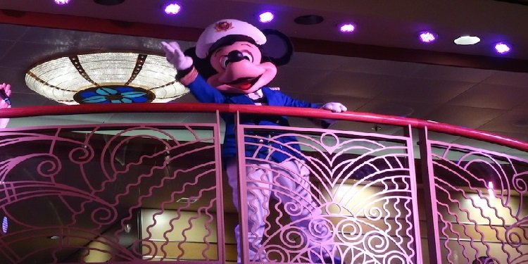 A Disney Dream Cruise!
