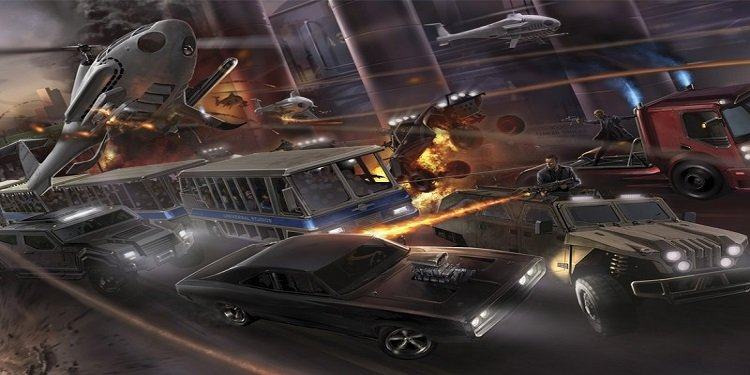 Universal Hollywood--New Fast & Furious Supercharged for 2015!