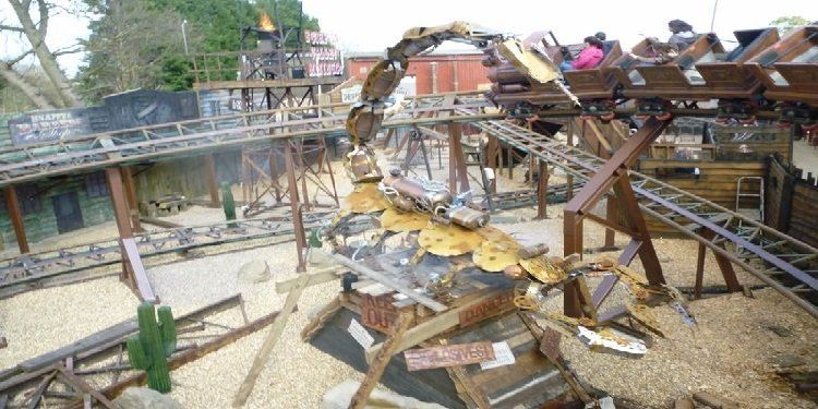 Update on Chessington World of Adventures!