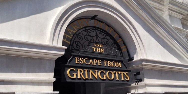 Diagon Alley Opening Day Report!