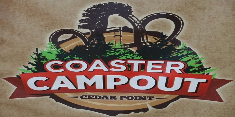 Cedar Point Coaster Campout Report!